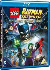 LEGO Batman The Movie - DC Super Heroes Unite Blu-ray + DVD