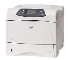 REFURB HP LaserJet 4350N Workgroup Laser Printer  60 DAYS WARRANTY 4350