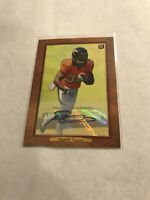 2012 TOPPS TURKEY RED AUTOGRAPH ROOKIE RONNIE HILLMAN AUTO RC /50