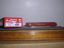 """RAPIDO #50028-4  C.N.""""Deliv."""" """"B.C.Red"""" 52'6"""" Mill Gondola Car #143099 """"H.O.Ga"""""""
