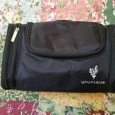 Younique Travel Cosmetic Makeup Bag Toiletry Storage Case Hanging Organizer