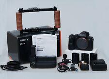 Sony Alpha 7R Iii 42.4 Mp Digital Camera + Accessories, 2188 Counts, Excellent!