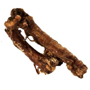 Proper Dog Treats 100% Natural Lamb Trachea 200g Dog Chew Treats