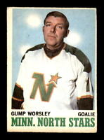 1970-71 O-Pee-Chee #40 Gump Worsley G X1359520