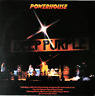 DEEP PURPLE - POWERHOUSE (LP) (VG+/VG-)