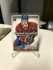 BRENDAN GALLAGHER RC ABSOLUTE ROOKIE PANINI 2013  #24 CANADIENS