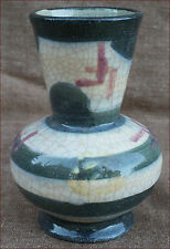 Vase Céramique émaillé Francis Bichoff (1876-1945)