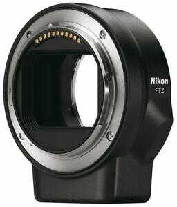 Nikon FTZ Bajonettadapter aus Set