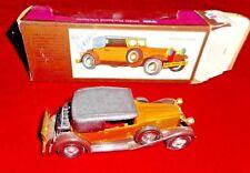Original  MATCHBOX 1930 Packard Victoria 1:43 Models of Yesteryear metal Y-15