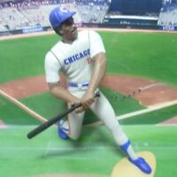 1992 GEORGE BELL - Starting Lineup - SLU- Loose - Sports Figure - Chicago Cubs