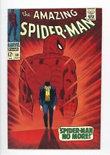 Amazing Spider-Man #50 Vol 1 Beautiful High Grade 1st App of the Kingpin