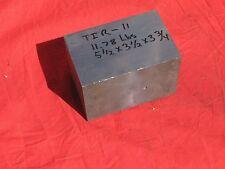 "One Titanium 6AL-4V  5-1/2 x 3-1/2 x 3-3/4"" ,11.78 Lb. bar, plate, sheet"