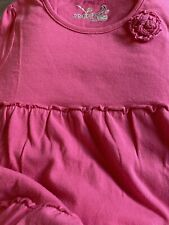 Girls ,Jumping Beans, Casual Dress Pink Short Sleeves Size 6