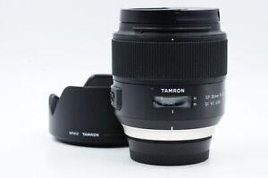 Tamron F012 SP 35mm f1.8 Di VC USD Lens 35/1.8 Nikon F #976