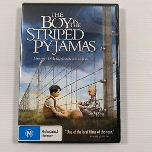 The Boy In The Striped Pyjamas SEALED (DVD 2011) Vera Farmiga Region 4
