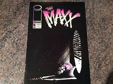 The Maxx Comic #5! Look At My Other Great Comics!