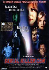 Serial killer.com (2001) DVD