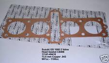 COMETIC C8494 COPPER HEAD GASKET SUZUKI GS1000 GS-1000 DRAGBIKE 76mm 1176cc