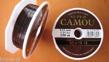MATCH CAMOU LINE DRAGON -150m Spule - 0,16 - 0,25mm !!