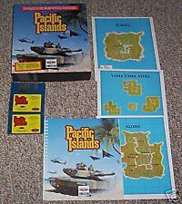 Pc dos: pacific islands-empire 1992