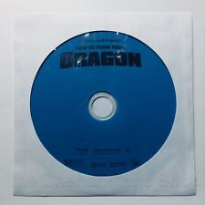 How to Train Your Dragon (Blu-ray)  *Disc Only* PERFECT NEVER USED