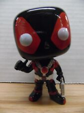 Red & Black Deadpool aPOPcalyptic Custom Funko Figure 011018CFP
