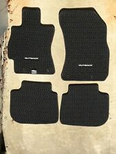 NEW Subaru Outback carpet floor mats fits 2014-2019 OEM