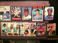 13 BASEBALL CARDS LOT-HI-END NM-MT W/JOHN SMOLTZ RC,BARRY LARKIN-RC🔥FREE SHIP