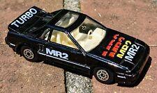 VINTAGE TOYOTA MR2 TURBO JDM BLACK MACAU MR-2 Veey good condition