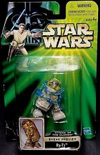Star Wars Attack of the Clones Sneak Preview R3-T7 New! Rare! (R2-D2/Droid)