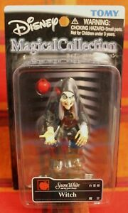 TOMY Disney Magical Collection - WITCH 003 (Snow White)  BRAND NEW! RARE & HTF!