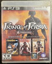 Prince of Persia Classic Trilogy HD (Sony PlayStation 3 PS3, 2011) TESTED
