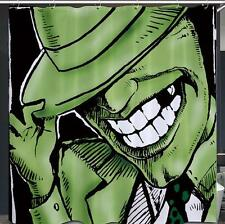Movie Film The Mask Green Suit Bathroom Shower Curtain Polyester Hooks
