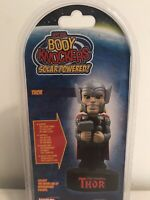 Neca Body Knockers Solar Powered The Mighty Thor figure boxed sealed
