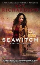 Greywalker: Seawitch: A Greywalker Novel by Kat Richardson (Paperback /