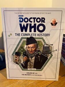 DOCTOR WHO - The complete history - Volume 1: 100,000BC - THE MUTANTS