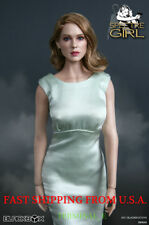 1/6 Léa Seydoux Head Costume SWANN Spectre James Bond For Phicen Figure ❶USA❶