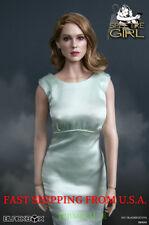 1/6 Léa Seydoux Head Costume SWANN Spectre James Bond For Phicen Figure ❶USA❶