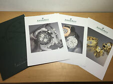 Press Release AUDEMARS PIGUET - Royal Oak Offshore - Nuevo Promesse - Español