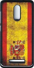 funda carcasa case plastico rigido XiaoMi RedMi note 3,bandera espana spain