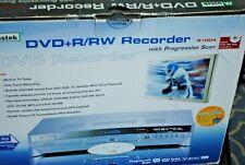 MUSTEK R100A DVD+R/RW RECORDER DVD Player w/ PROGRESSIVE SCAN ( NIB)