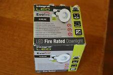 Integral Evofire LED Downlight slimline 70mm cut out 85mm diameter low profile