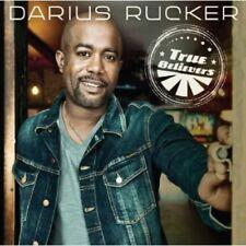 Darius Rucker True Believers (New Music CD)