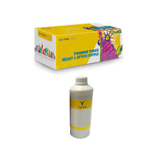 Compatible 1000ml Universal Yellow Dye Ink Bottles for HP Canon Brother Epson