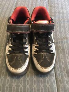 Five Ten mtb shoes -Flat sole + SPD-Greg Minnear Model -size10.5