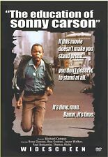 "The Education of Sonny Carson DVD Widescreen Version POSTER 11""X17"" included"