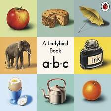ABC: A Ladybird Vintage Board Book (Ladybird Vintage Board Books) by    Board bo