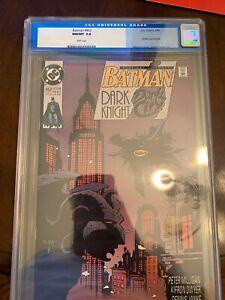 Batman #452 CGC 9.8