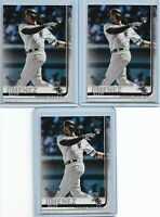2019 Topps All-Star Factory Set Eloy Jimenez (3) Card Rookie Lot White Sox #670