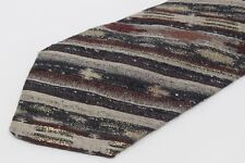 KENZO silk neck tie made in Italy